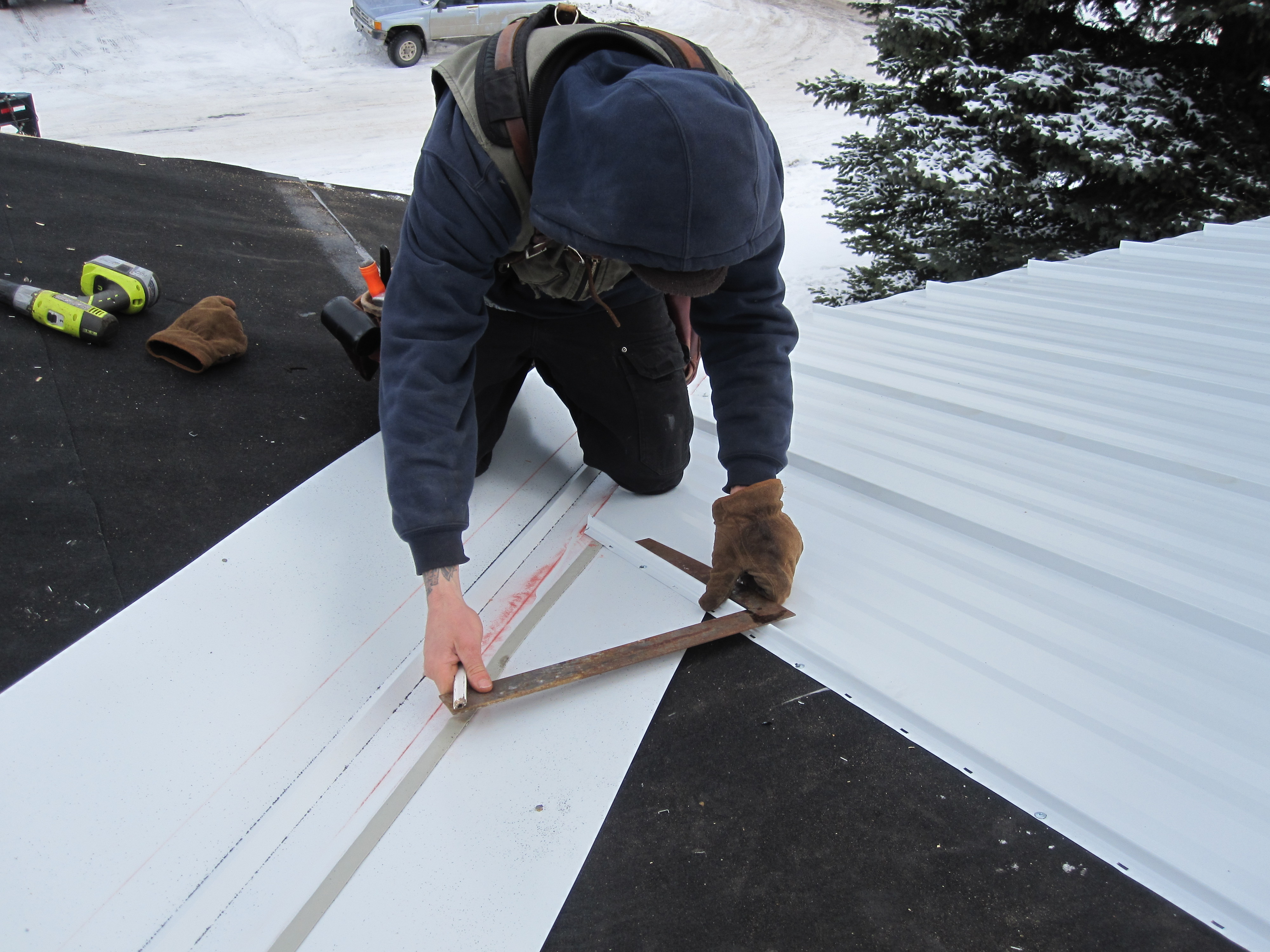 A Cool Roof Improves Your Home S Comfort And Reduces Ac