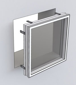 Block-frame window installation in much more flexible than nail-fin installation.